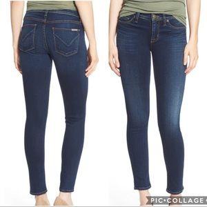 Hudson Jeans Colette Mid-Rise Skinny Jean 26